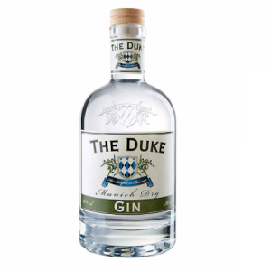 Schnaps der Marke Duke
