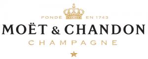 Das Logo der Marke Moet
