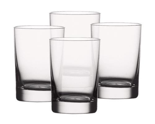 Klassische Gläser für Spirituosen