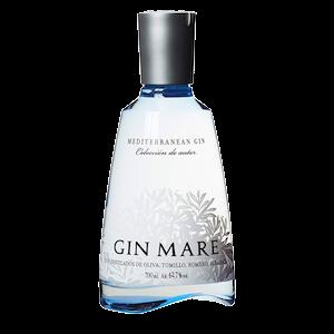 Gin Mare Flasche Frontansicht